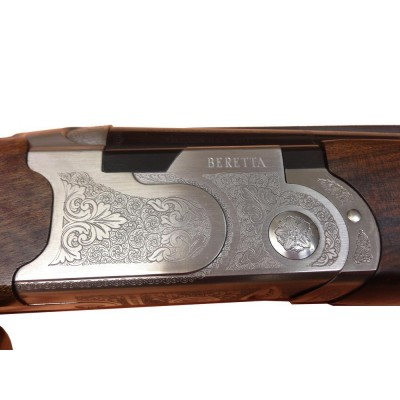 """Beretta Silver Pigeon 1 12B 30"""" MC OU Game"""