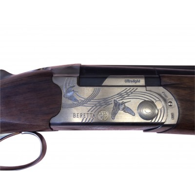"Beretta Ultralight 12B 28"" M/C O/U Game"