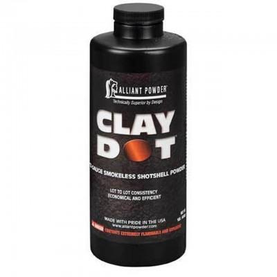 Alliant Clay Dot 1Lb (HCCD1)