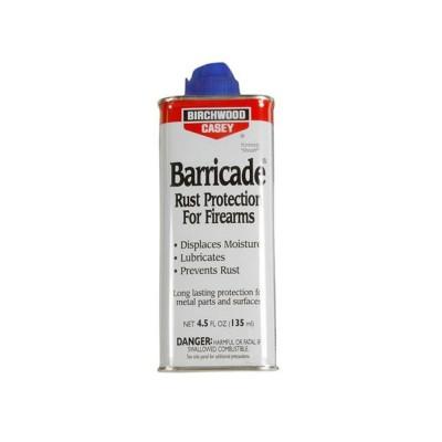 Birchwood Casey Barricade Rust Protection 4.5oz Tin 33128