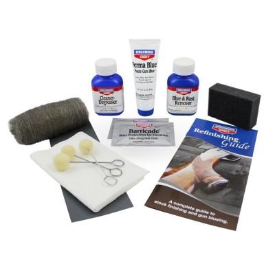 Birchwood Casey Perma Blue Paste Complete Kit 13701