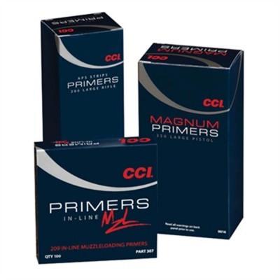 CCI Small Pistol Primers 100 PACK CCI-500