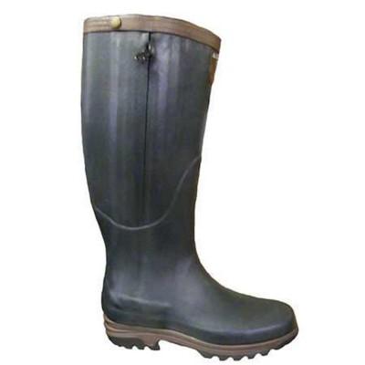 Aigle Parcours Pre-M Leather Lined Size 7 85037