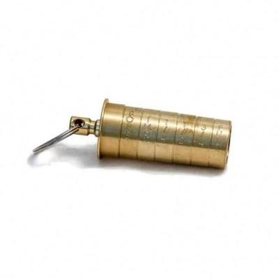 Bisley Brass Choke Gauge 12G