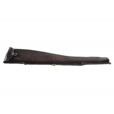 """Croots Malton Bridle Leather Shotgun Slip Zip/Flap 30"""" BL1"""