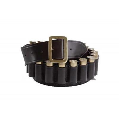 Croots Malton Bridle Leather Cartridge Belt 20G Lrg BL5