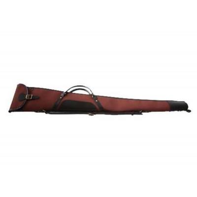 "Croots Rosedale Canvas Shotgun Slip Zip/Flap/Handles Fox Tan 30"" CGS11-H"