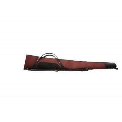 "Croots Rosedale Canvas Shotgun Slip Zip/Handles Fox Tan 30"" CGS2"
