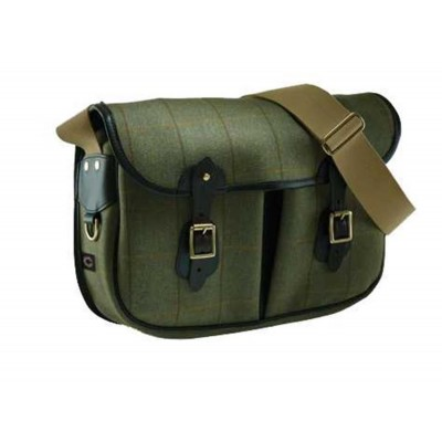 Croots Helmsley Tweed Carry-All Large TFB4