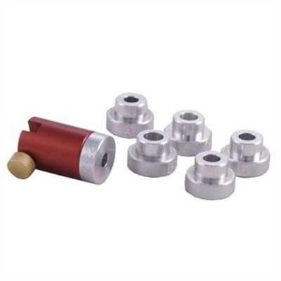 Hornady L-N-L Bullet Comparator Basic Set (Body + 6 Inserts) HORN-B234