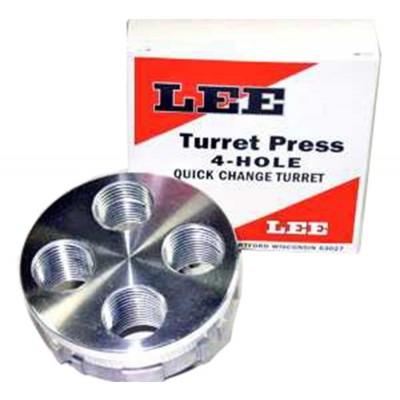 Lee Precision 4 Hole Turret 90269