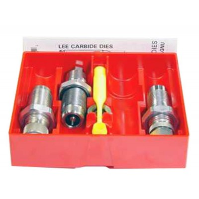 Lee Precision Carbide Pistol Die Set - 45 GAP 90498