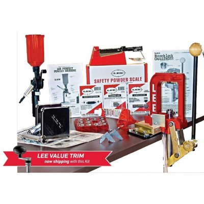 Lee Precision Breech Lock Challenger Kit 90030