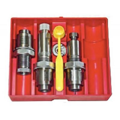 Lee Precision 3 Die Steel Pistol Die Set 30 MAUSER 90755