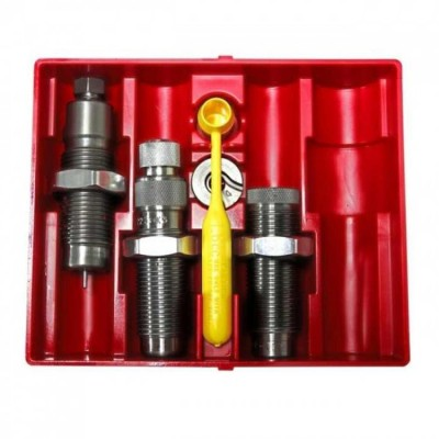 Lee Precision Pacesetter Rifle 3 Die Set 222 REM 90501