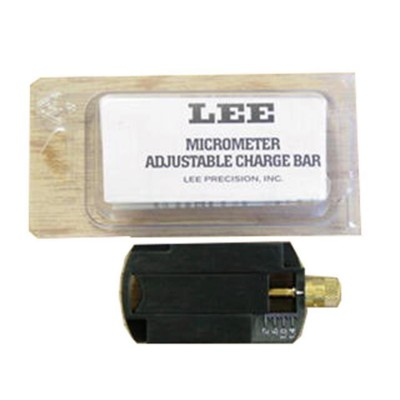 Lee Precision Adjustable Charge Bar 90792
