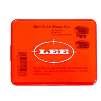 Lee Precision Shell Holder Storage Box 90196