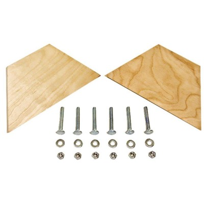 Lee Precision Blank Base & Fasteners 90571