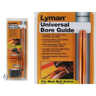 Lyman Universal Bore-Guide Kit LY04045