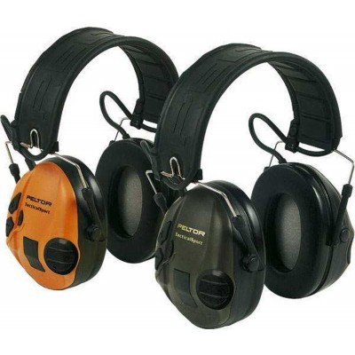 Peltor SportTac Digital Ear Defenders PEST