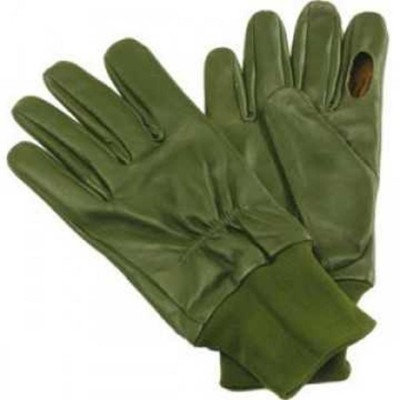 Top Gun All Weather Shooting Gloves GREEN XL TGG1