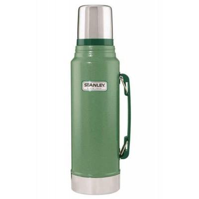 Stanley Classic Vacuum Flask 1.3L Green STCLVB13