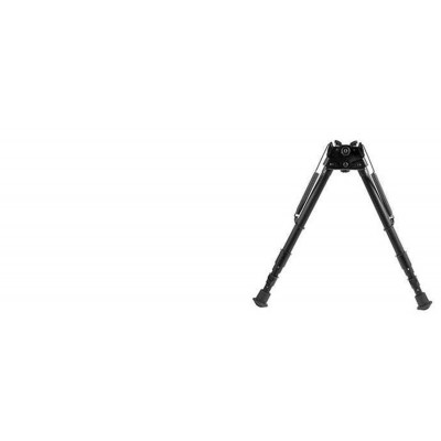 "Harris Adjustable Folding Bipod- Mod 25 12-25"" Swivel HB25S"
