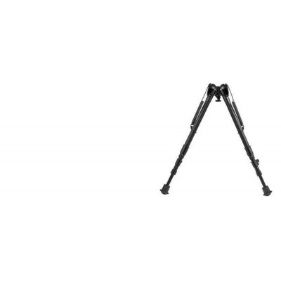 "Harris Adjustable Folding Bipod- Mod 25C 13.5-27"" Solid HB25C"