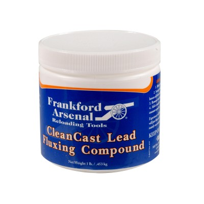 Frankford Arsenal CleanCast Lead Fluxing Compound 1Lb (441888)
