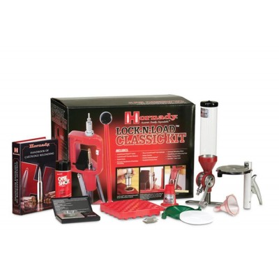 Hornady L-N-L Classic Reloading Press Kit        HORN-085006