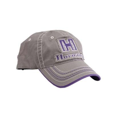 Hornady LADIES GRAY & PURPLE CAP (HORN-99304)