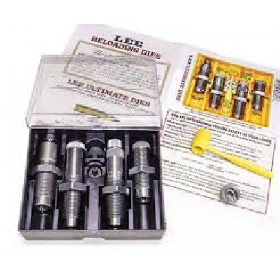 Lee Precision Ultimate Rifle 4 Die Set - 243 WIN 90556