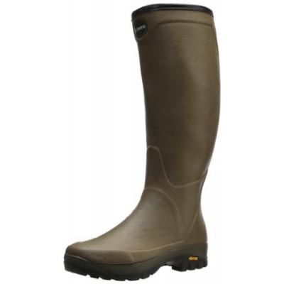 Le Chameau Mens Country Vibram Wellington Boots COTTON BCB1905
