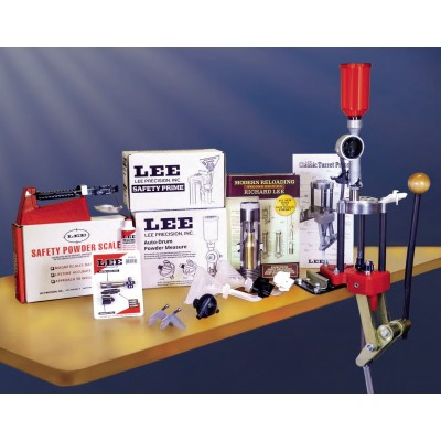 Lee Precision Classic Turret Press Kit 90304