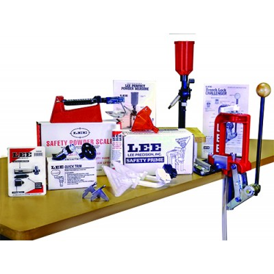 Lee Precision 50th Anniversary Reloading Kit Configurator