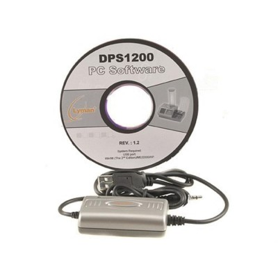 Lyman 1200 DPS II Interactive Memory & Reloaders Log LY7752455