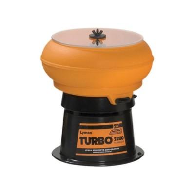 Lyman 2200 Tumbler With Auto-Flo 220v LY7631611