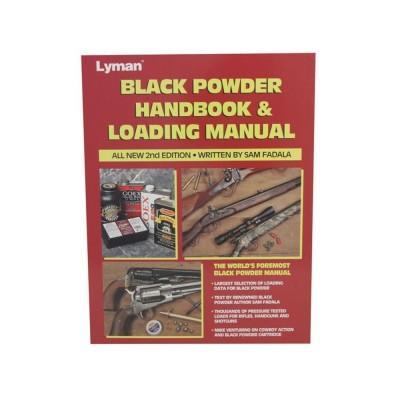 Lyman Blackpowder Handbook 2nd Edition LY9827100