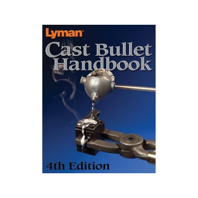 Lyman Cast Bullet Handbook 4th Edition LY9817004