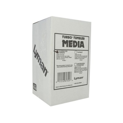Lyman Corncob Media Treated 10 Lbs LY7631320