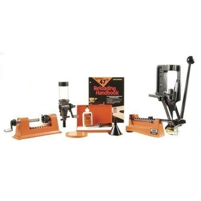 Lyman Crusher II Expert Press Kit With Pro 500 Scale LY7810120