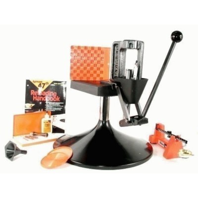 Lyman Crusher II Pro Press Kit With Pro 500 Scale         LY7810270