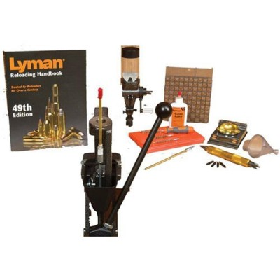 Lyman Crusher II Master Press Kit With 1500 Micro-Touch Scale 230v  LY7810292