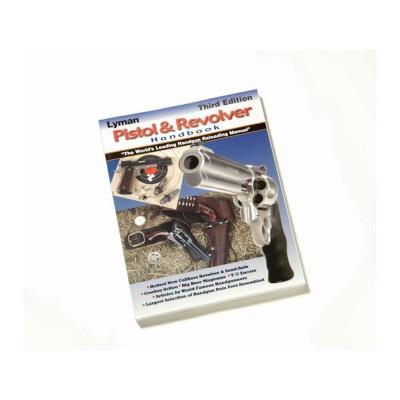 Lyman Pistol & Revolver Handbook 3rd Edition LY9816500