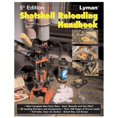 Lyman Shotshell Handbook 5th Edition LY9827111