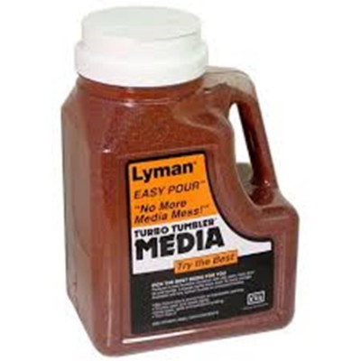Lyman Tufnut Media Easy Pour Container 7 Lbs LY7631396