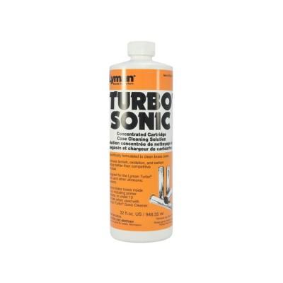Lyman Turbo Sonic Brass Case Solution 16oz LY7631705