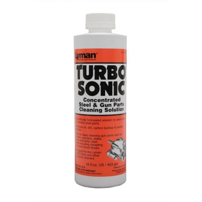 Lyman Turbo Sonic Steel & Gun Parts Solution 32oz LY7631715