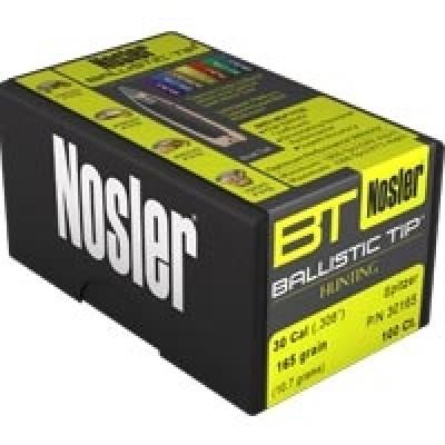 Nosler Ballistic Tip 6.5mm 120Grn 50 Pack NSL26120