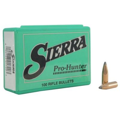 Sierra Pro Hunter 6.5mm 120Grn Spitzer 100 Pack S1720